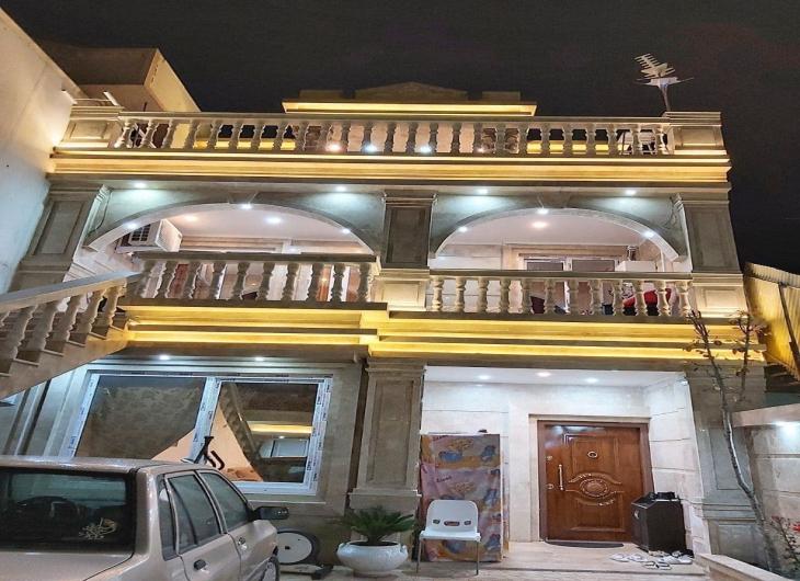 270 متر ویلایی تریبلکس  نوساز خ راهنمایی