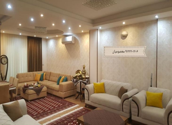 آپارتمان فروش ۱۱۴متر  خیابانهای اصلی و پهن بلوار دانشجو